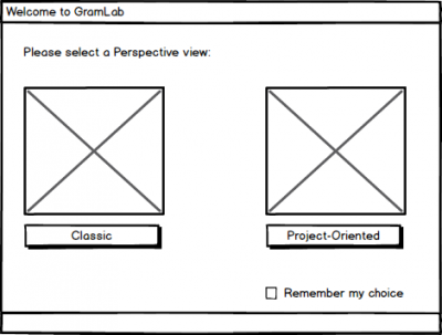 GramLab Perspective Selection